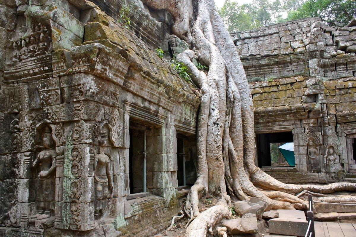 Angkor ve Kmer Mimarisi